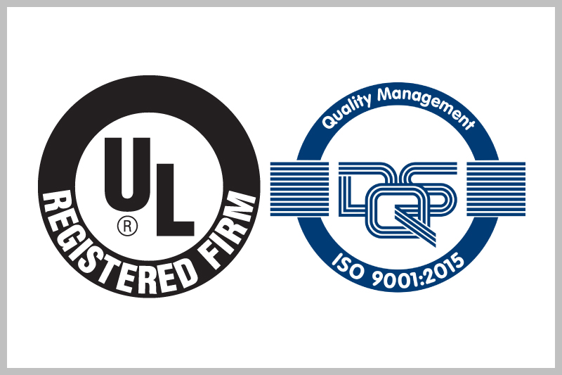 UL-Registered Firm